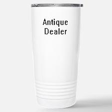 Antique Dealer Retro Di Stainless Steel Travel Mug