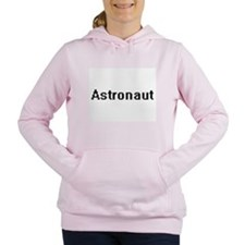 Astronaut Retro Digital Women's Hooded Sweatshirt