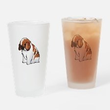 HOLLAND LOP EAR RABBIT Drinking Glass