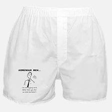 Armenian Men Boxer Shorts