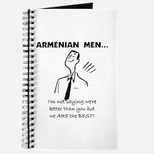 Armenian Men Journal