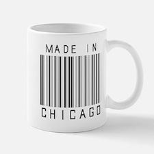 Chicago barcode Mugs