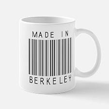 Berkeley barcode Mugs