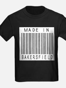 Bakersfield barcode T-Shirt