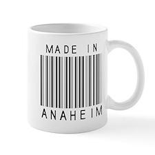 Anaheim barcode Mugs
