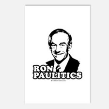 Ron Paul 2008: Ron Paulitic Postcards (Package of