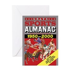 Back To The Future Sports Almanac Greeting Cards