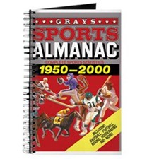 Back To The Future Grays Sports Almanac Journal