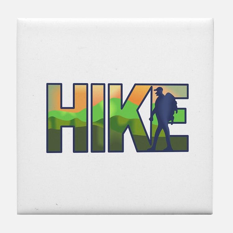 HIKE Tile Coaster