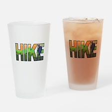 HIKE Drinking Glass