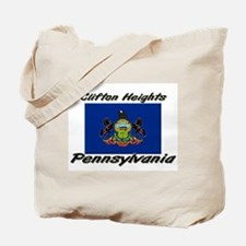 Clifton Heights Pennsylvania Tote Bag