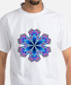 BUTTERFLY BLUE MANDALA Shirt