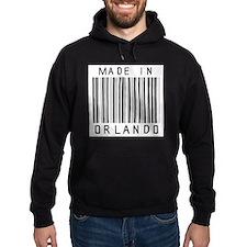 Orlando Barcode Hoodie