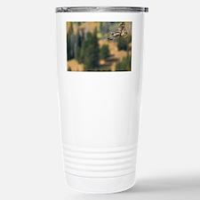 Red-tailed Hawk Travel Mug