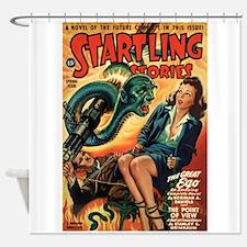 STARTLING STORIES-VINTAGE PULP MAGAZINE COVER Show