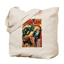 STARTLING STORIES-VINTAGE PULP MAGAZINE COVER Tote
