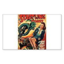 STARTLING STORIES-VINTAGE PULP MAGAZINE COVER Stic