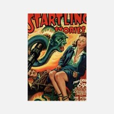 Startling Stories-Vintage Pulp Magazine Magnets