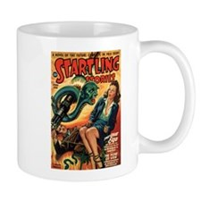 STARTLING STORIES-VINTAGE PULP MAGAZINE COVER Mugs