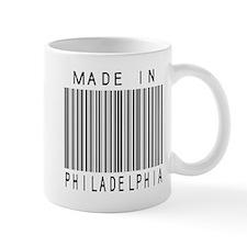 Philadelphia Barcode Mugs