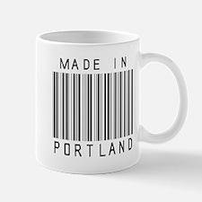 Portland Barcode Mugs