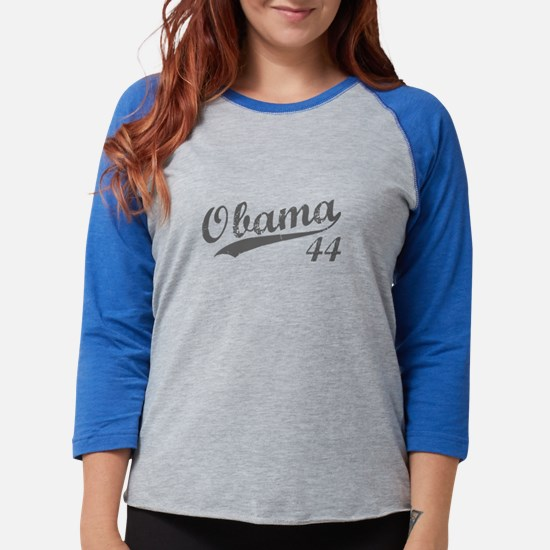 Obama, Number 44 Long Sleeve T-Shirt