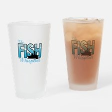 THE FISH WHISPERER Drinking Glass