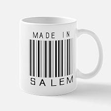 Salem Barcode Mugs