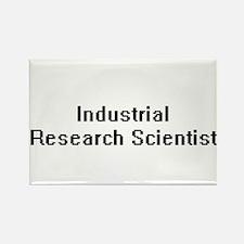 Industrial Research Scientist Retro Digita Magnets