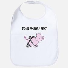 Piggy Bank (Custom) Bib