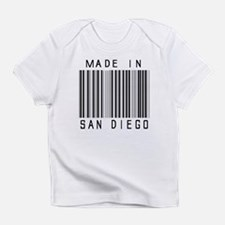 San Diego Barcode Infant T-Shirt