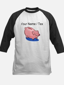 Piggy Bank (Custom) Baseball Jersey