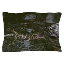 Baby Goes for a Swim Pillow Case
