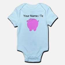 Piggy Bank (Custom) Body Suit