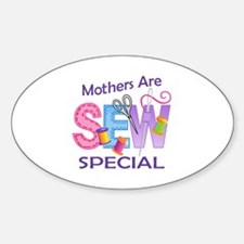 MOTHERS ARE SEW SPECIAL Decal