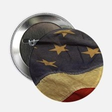 "Distressed Vintage American 2.25"" Button (10 pack)"