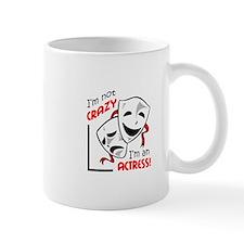IM AN ACTRESS Mugs