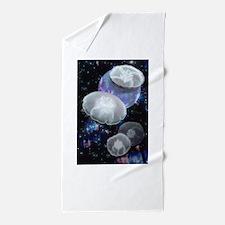 Moon Jellies 2 Beach Towel