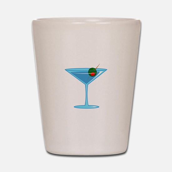 LARGE MARTINI Shot Glass