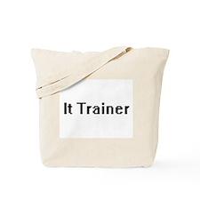 It Trainer Retro Digital Job Design Tote Bag