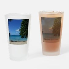 St. Croix, USVI Drinking Glass
