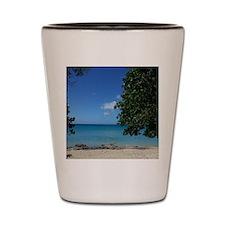 St. Croix, USVI Shot Glass