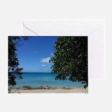 St. Croix, USVI Greeting Card