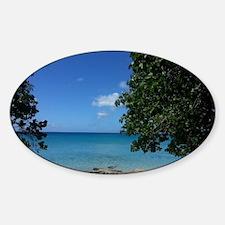 St. Croix, USVI Sticker (Oval)