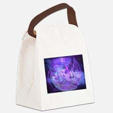 The Moon-Called Sea Canvas Lunch Bag