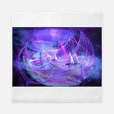 The Moon-Called Sea Queen Duvet