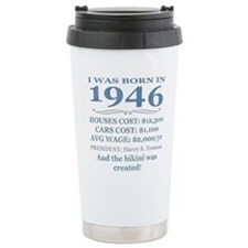 Unique 85 year old man Travel Mug