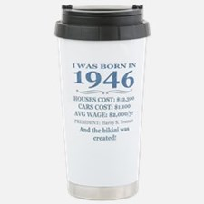 Unique 70 year old birthday Travel Mug