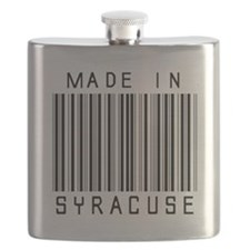 Syracuse Barcode Flask