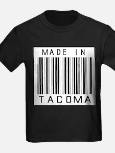 Tacoma Barcode T-Shirt